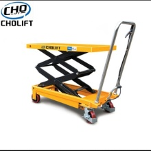 350KG Manual Lift Table
