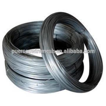 Fil à étirage à froid de haute qualité tiré par un fil d'acier de 6.5 mm en bobine SAE1008