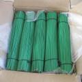 Arame de revestimento revestido de PVC para fio de suspensão / fio de ferro revestido de PVC Bwg21 / 18-Bwg8 / 6
