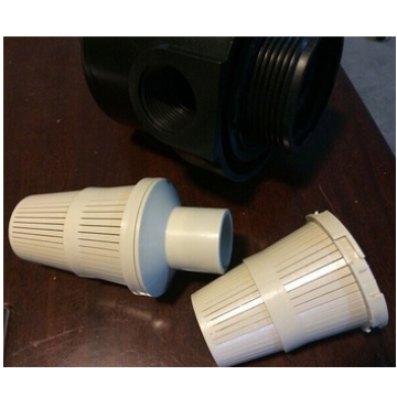 Threaded type water distributor for frp tank