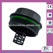 Hot Sale Mazda Parts Capuchon de filtre à huile, couvercle de filtre à huile pour Mazda3 / 5/6 CX-7 LF01-14-320A