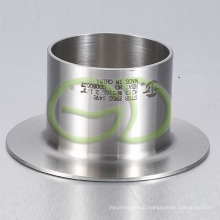 """Stainless Steel Pipe Fittings Stub Ends (2-1/2""""316L)"""