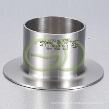 """Acessórios para Tubos de Aço Inoxidável Extremidades de Tubo (2-1 / 2 """"316L)"""