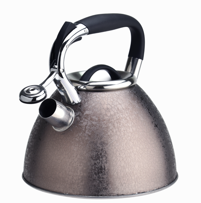 Colorful Whistling Coffee Teapot Kettle 352