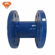 accesorios de tubería de hierro dúctil para el suministro de agua potable