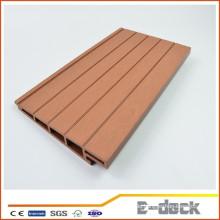 Rotproof Umgebungsfreundliche Holz-Kunststoff-Verbundwerkstoff WPC Wanddekorationen