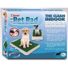 Подогреваемый туалет для домашних животных