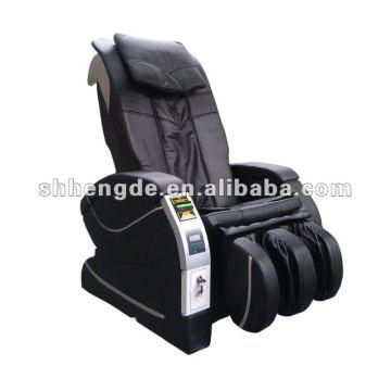 2014 la plus confortable nouvelle chaise de massage Bill-Operated
