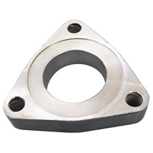 Треугольные стальные фланцы Pn16 Горячий ближний Galv