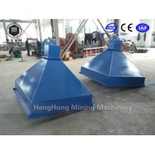 Séparateur hydraulique de classificateur d'eau de boîte de classification pour le traitement minéral