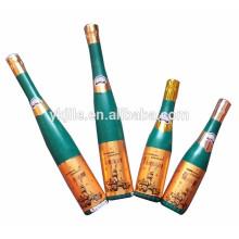 Hochwertige Luft komprimierte Konfetti Kanone mit Bierflasche