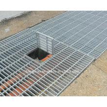 Горячая оцинкованная стальная решетка (HPZS3006)