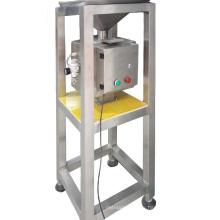 Free fall gravity metal detector,separators machine for industry