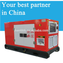 15kva Yangdong enigne generator three phase water cooled silent type