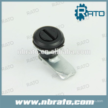 RC-202 Tubular Cam Lock with Black Finish