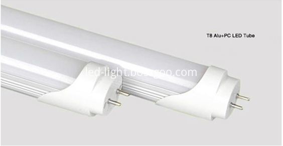 CE ROHS FCC UL+4ft T8 Led Tube Light 18W