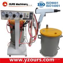 Machine manuelle de revêtement de poudre