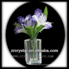 Vaso de cristal agradável L016