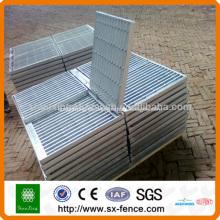 kommerzielle Nutzung von Stahlrosten