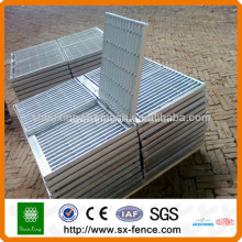 steel grating commercial use
