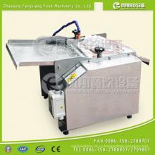 Автоматическая машина для снятия шкур рыб