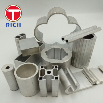 Wrought Aluminium Alloy Extruded Profiles for General Engineering