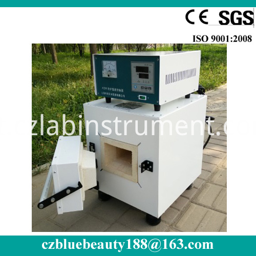 High Quality Muffle Furnace