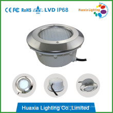 with Stainless Steel Niche PAR56 Bulb LED Pool Light