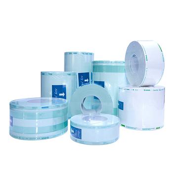 sterilization packaging sterile indicator strip self seal pouch sterilizer pouch