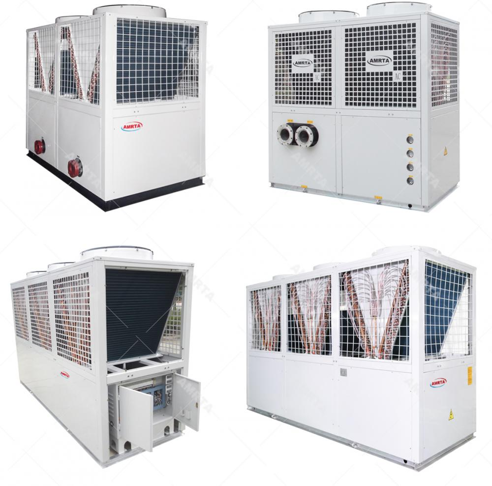 Industrial chiller for brewery