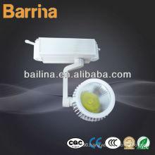 BTL03E 30W European standard dimmable led track lighting pendant gz