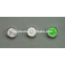 32x7mm mini round bubble level