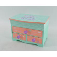 Caja de almacenaje lindo del bebé para el hogar