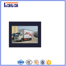 Chinese Truck 40m2 Mobile Stage Truck for Salen