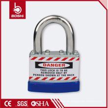 BOSHI OEM Sicherheits-Vorhängeschloss Anti-Rost-Korrosion Laminierter Vorhängeschloss BD-J46