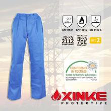 calças de homem de construção profissional de alto grau