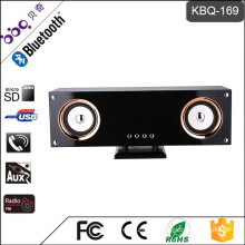 BBQ KBQ-169 20W 3000mAh 2017 Hot Seller LED Marquee Bluetooth FM Radio USB TF Card Reader Speaker