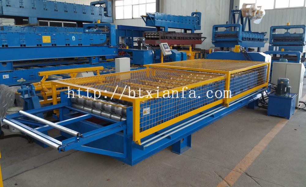 roof iron sheet making machine 4