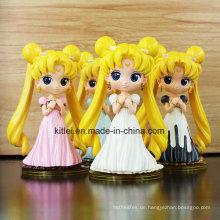 Angepasste Vinyl Spielzeug japanischen Anime Abbildung Souvenirs