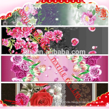 3D polyester printing fabric