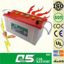 N100 12V100AH Dry Battery, Car Battery Manufacturer China