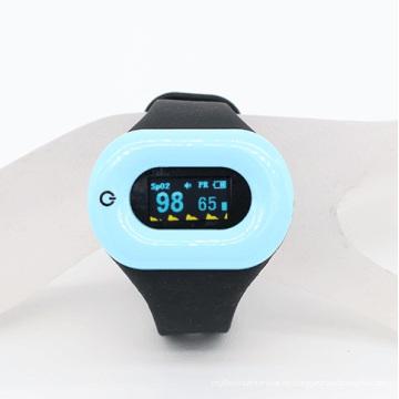Monitor de pulso del oxímetro de pulso