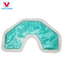 Bloco frio quente não tecido médico da almofada de gelo do pescoço do PEPA macio
