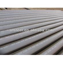 astm a53 / a106 gr.b cemento forrado tubo de acero al carbono