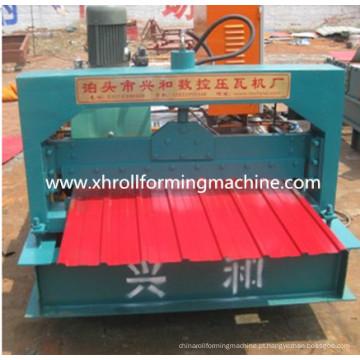 Máquina formadora de laminação a frio para painel de parede