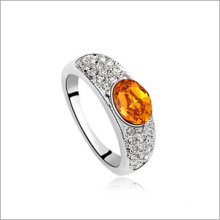 VAGULA раунд циркон моды Серебряное кольцо Hlr14139