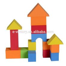 Интеллигентая(ый) блок Игрушка Эко-Ева строительный блок Детские игрушки
