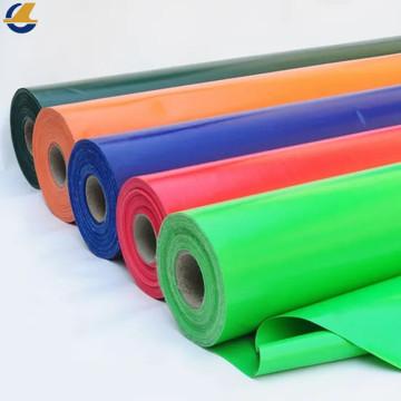 Hoja de lonas de tela de lona recubierta de PVC 1000D