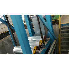 bobines en aluminium revêtues de polysurlyn