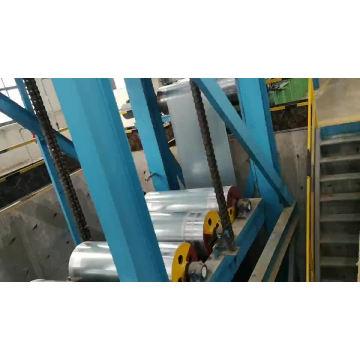 bobinas de aluminio recubiertas de polysurlyn
